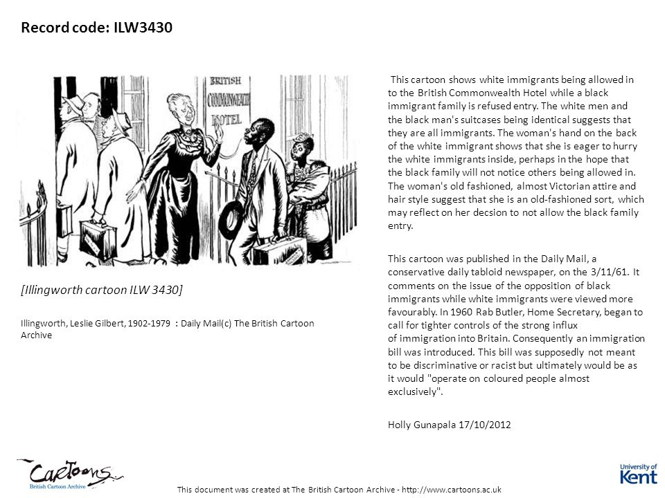Record code: ILW3430 [Illingworth cartoon ILW 3430]